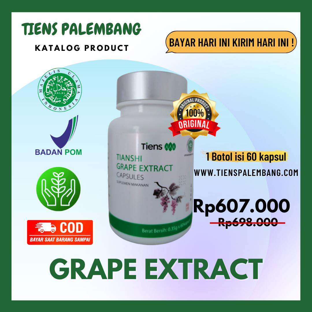 grape extract tiens